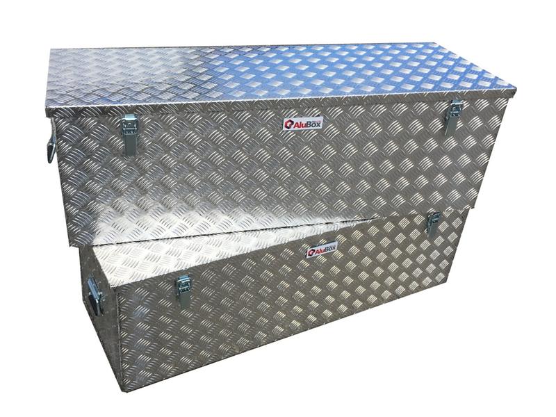 chapa de aluminio utilizada para cajas